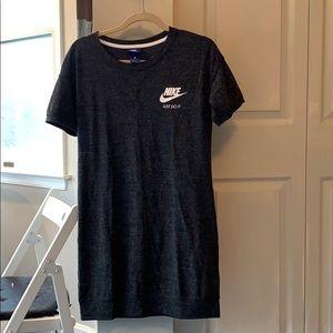 Nike t shirt dress